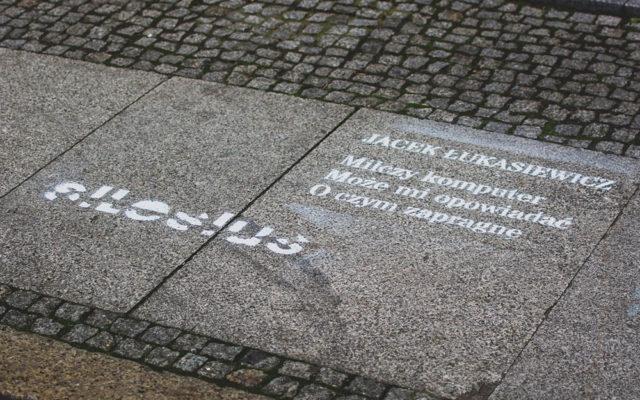 Poezja wkroczyła na wrocławskie ulice, czyli pierwszy dzień 4. Międzynarodowego Festiwalu Poezji Silesius