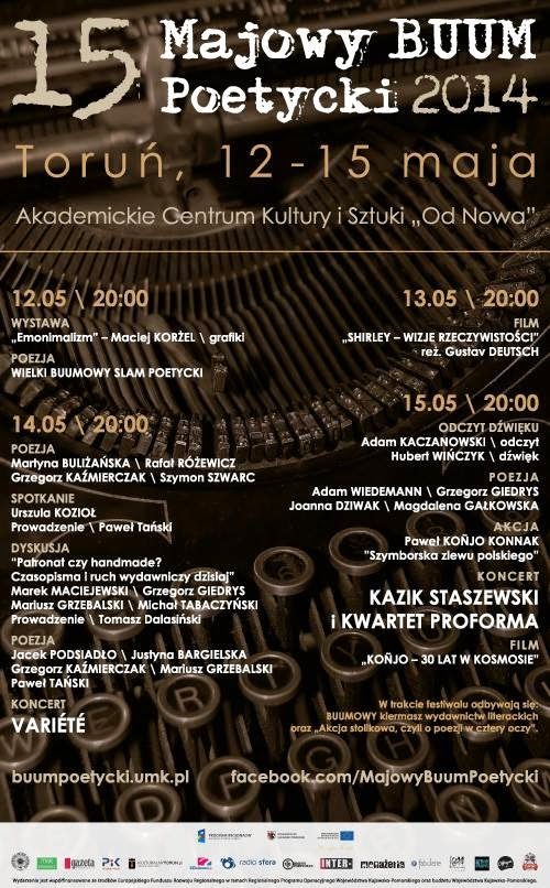 Laureatka Silesiusa i tegoroczni nominowani w Toruniu