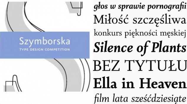 Czcionka Szymborskiej