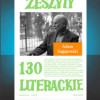 Zeszyty Literackie o Zagajewskim