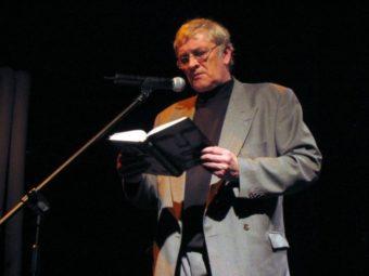 Bohdan Zadura. Fot. Michał Kobyliński